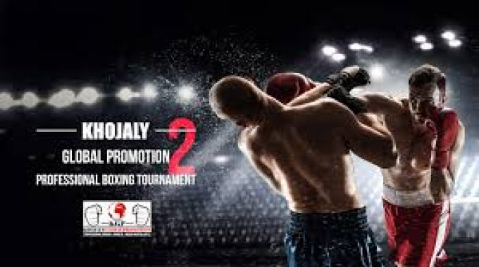 Chodschali-Global-Boxpromotion Azerbaijan am 25.08.2018