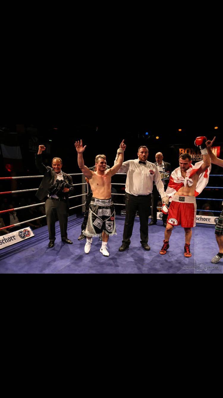 WBF – World Boxing Federation International Meisterschaft im Superweltergewicht in Hamburg, Grosse Freiheit 36 vom 2.9.2018.