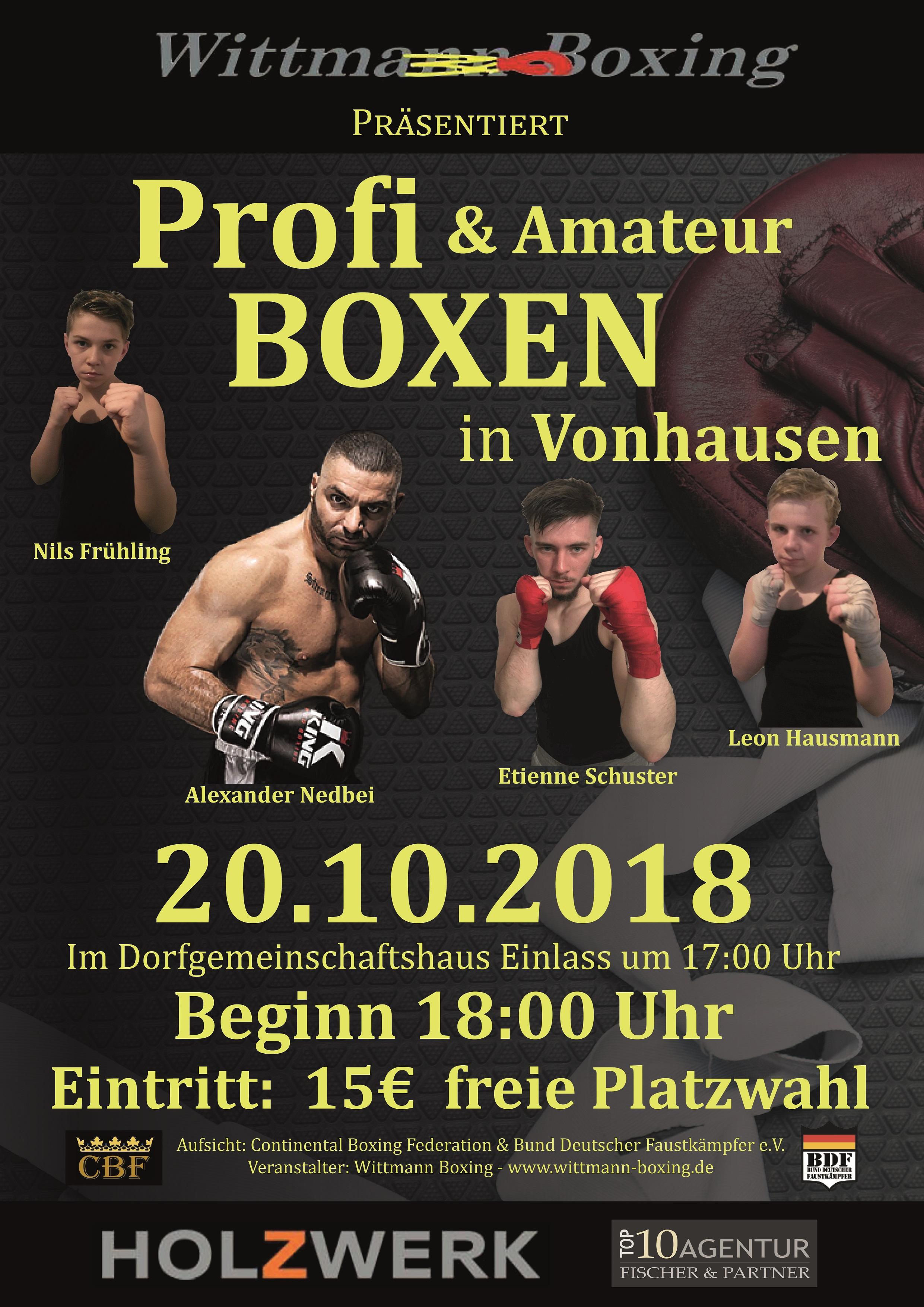 Wittmann-Boxing