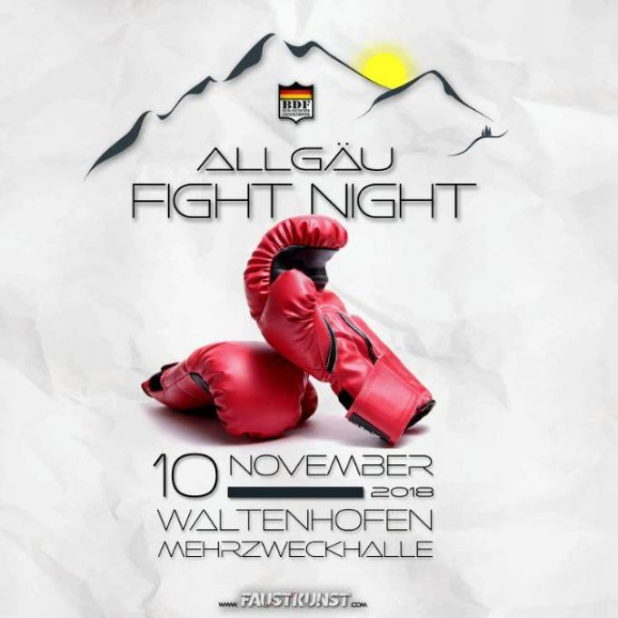 ALLGÄU FIGHT NIGHT